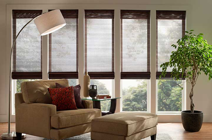 motorized window coverings